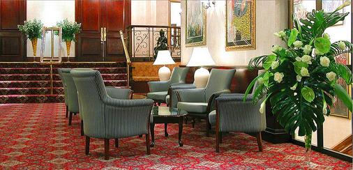 金絲雀碼頭不列顛國際大酒店 - 倫敦 - 大廳