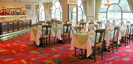 金絲雀碼頭不列顛國際大酒店 - 倫敦 - 餐廳