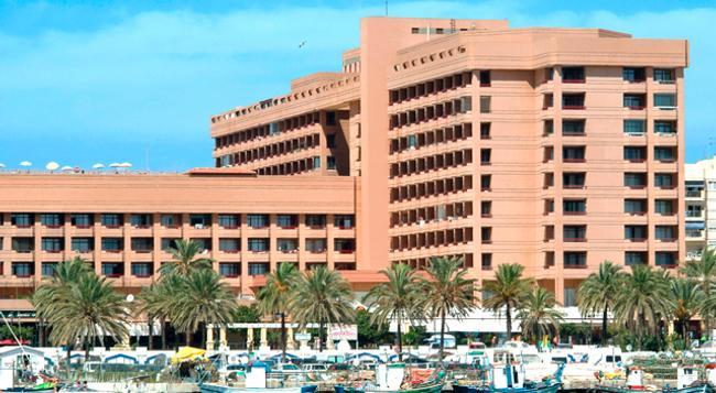 Hotel Las Palmeras - 福恩吉羅拉 - 建築