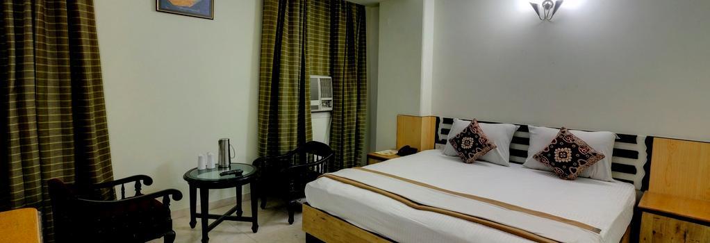 Hotel White House - 新德里 - 臥室
