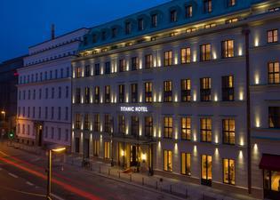 柏林泰坦尼克御林廣場酒店