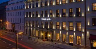 柏林御林廣場泰坦尼克飯店 - 柏林 - 建築