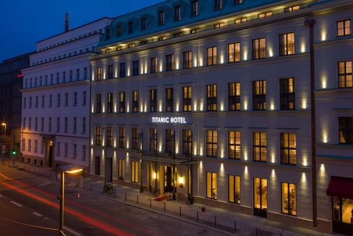 柏林泰坦尼克御林廣場酒店 - 柏林 - 建築