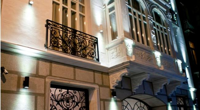Stories Hotel Kumbaraci - 伊斯坦堡 - 建築