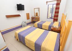 埃爾西德酒店 - 瓦哈卡 - 臥室