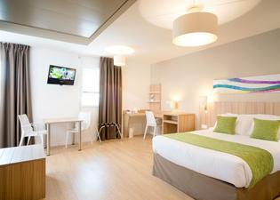 Quality Suites Lyon 7 Lodge