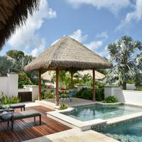 Paradise Beach Nevis Pool