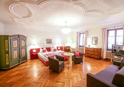 沃爾夫酒店 - 薩爾斯堡 - 臥室