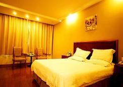 Greentree Inn Jiujiang Binjiang Road Express Hotel - 九江 - 臥室