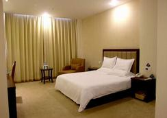 Greentree Inn Yancheng Station Hotel - 鹽城 - 臥室