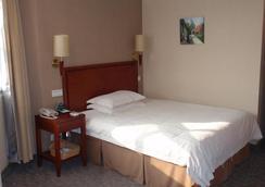 Greentree Inn Yangzhou Plaza Hotel - 揚州 - 臥室