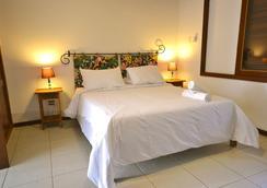撒佈爾多爾旅館 - 布希奧斯 - 臥室