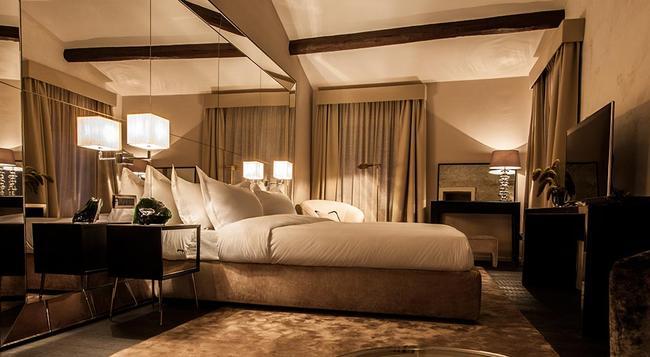 Dom Hotel Roma - 羅馬 - 臥室