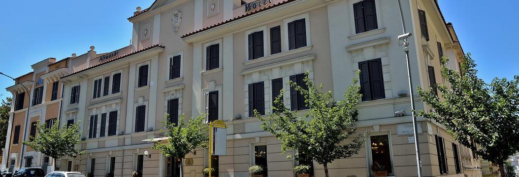 Hotel Alimandi Vaticano - 羅馬 - 建築