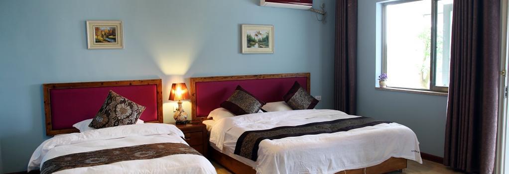 Riverside Inn Guilin - 桂林 - 臥室