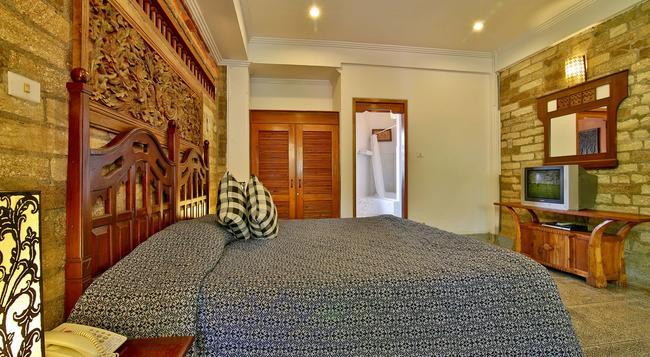 Taman Harum Cottages - 烏布 - 臥室