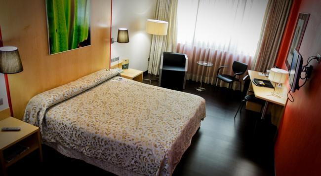 Abba Centrum Alicante Hotel - 阿利坎特 - 臥室