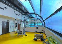 格拉納達阿巴酒店 - 格拉納達 - 健身房