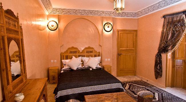 Riad Lakouas - 馬拉喀什 - 臥室