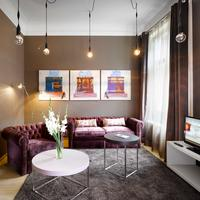 Hotel Unic Prague One bedroom Suite