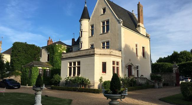 Le Manoir Saint Thomas - 阿姆博斯 - 建築