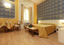 DG尊貴房酒店 - 羅馬 - 臥室