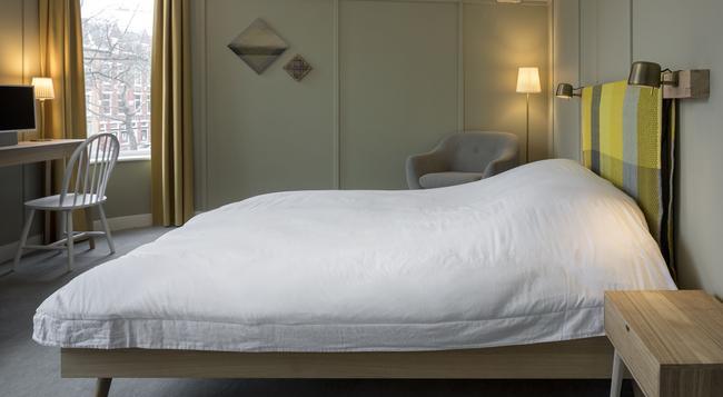 Hotel Light - 鹿特丹 - 臥室