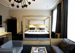 阿姆斯特丹馮德爾酒店 - 阿姆斯特丹 - 臥室