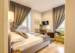 納沃納樹屋旅館 - 羅馬 - 臥室