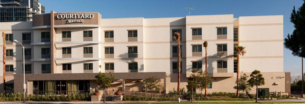Courtyard by Marriott Santa Ana Orange County - 聖安娜 - 建築