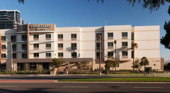 Courtyard by Marriott Santa Ana Orange County - 聖安娜 - 建築