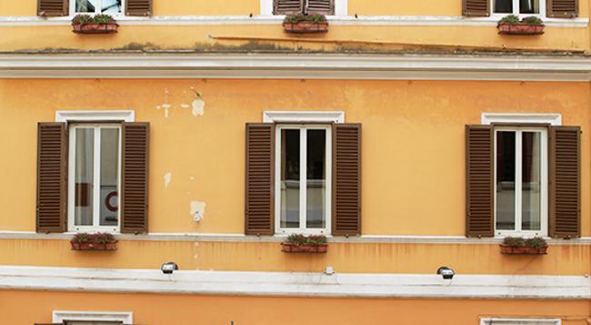 Hotel Kent - 羅馬 - 建築