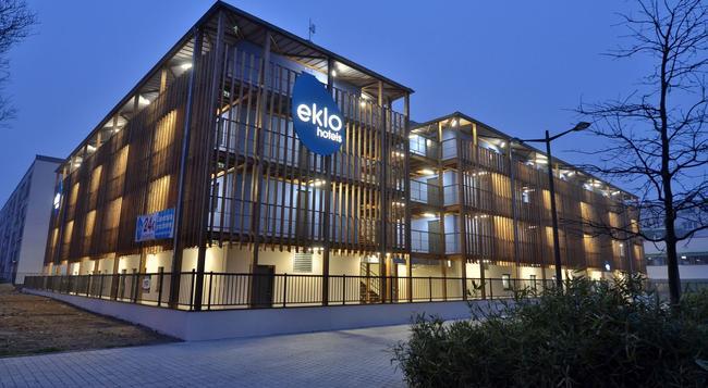 Eklo hotels Le Havre - Le Havre - 建築
