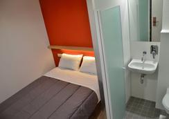 艾可羅勒阿弗爾酒店 - Le Havre - 臥室