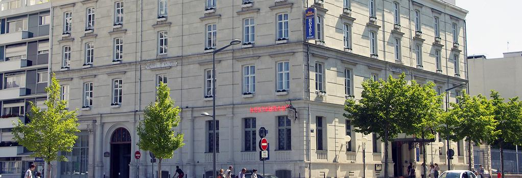 Best Western Hotel d'Anjou - Angers - 建築