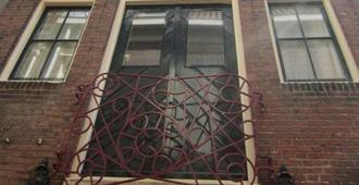 阿姆斯特丹老城住宿加早餐酒店 - 阿姆斯特丹 - 建築