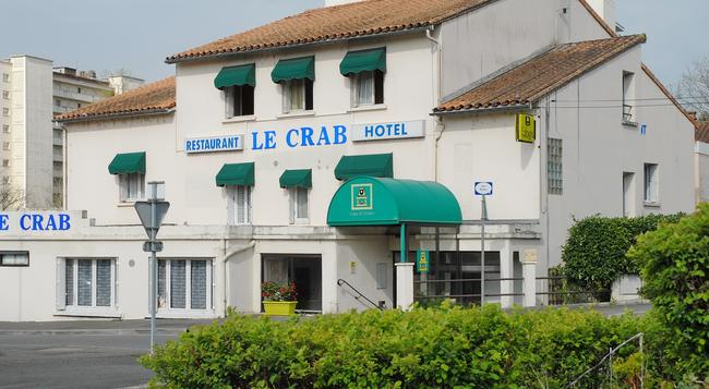 Hôtel Restaurant Le Crab - 昂古萊姆 - 建築