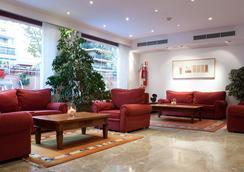 阿瑪答瑪斯酒店 - 帕爾馬 - 大廳