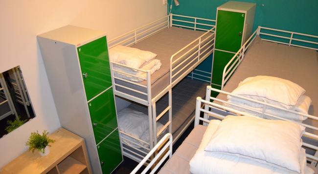 Interhostel - 斯德哥爾摩 - 臥室
