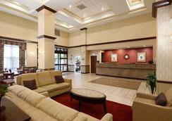 奧蘭多國際機場華美達套房酒店 - 奧蘭多 - 大廳