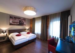 校舍酒店 - 漢堡 - 臥室