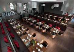 校舍酒店 - 漢堡 - 餐廳