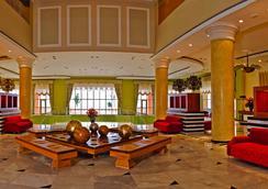 玫瑰堂海灘伊波羅之星酒店&度假村 - 蒙特哥貝 - 大廳