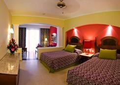 玫瑰堂海灘伊波羅之星酒店&度假村 - 蒙特哥貝 - 臥室