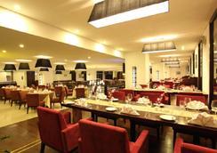 吉恩豪華酒店 - Tuy Hoa - 餐廳