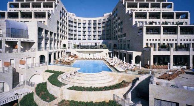 The David Citadel Hotel - 耶路撒冷 - 建築