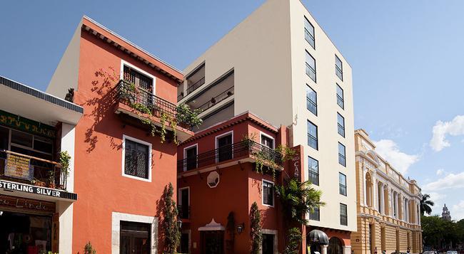 Hotel Casa del Balam - 梅里達 - 建築