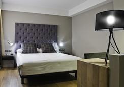澤尼特阿貝巴酒店 - 馬德里 - 臥室