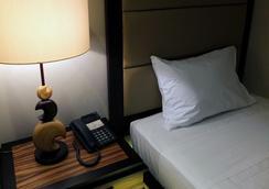 蘇斯迪套房 - Quezon City - 臥室