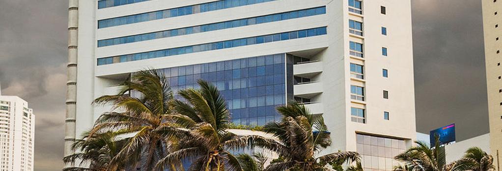 Hotel Almirante Cartagena - Colombia - Cartagena - 室外景